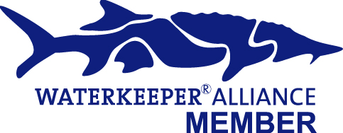 We are a member of the Waterkeeper Alliance